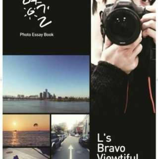 INFINITE L VIEWTIFUL PHOTO ESSAY BOOK
