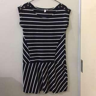 Penshoppe Striped Dress