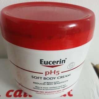 Eucerin Body Cream PH5