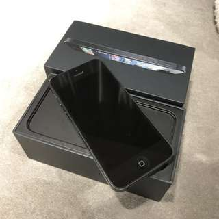 iPhone 5 - Space Grey 32GB