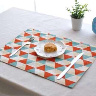 🚚 餐墊/布餐墊/桌布/桌巾