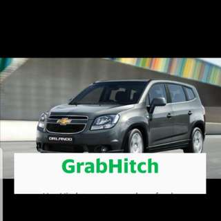 Rent a Opel ASTRA GTC to GrabHitch rental car lease grab