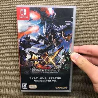 Monster Hunter Double Cross Nintendo Switch (from Japan)