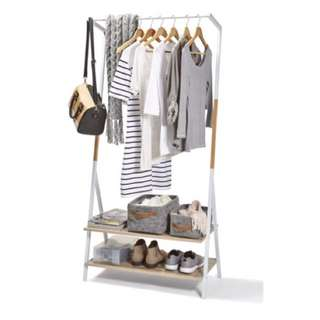Kmart clothes rack