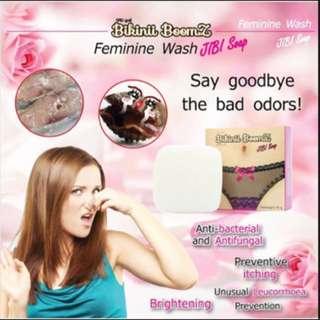Jibi Soap For Whitening Delicate Women's Part