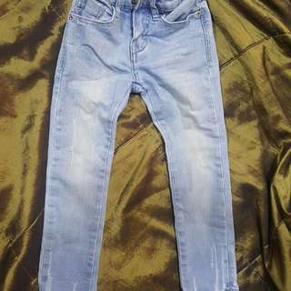 SEED Jeans Size 3