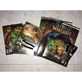WOW original & burning crusade expansion