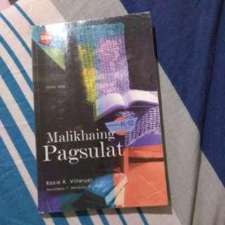 Malikhaing Pagsulat