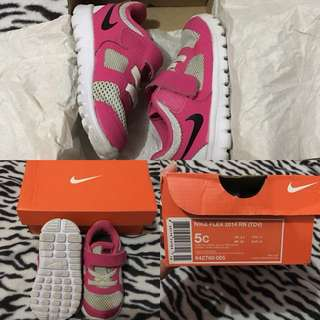 Nike Flex Baby Girl Shoes