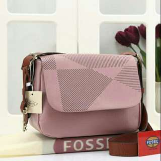 Tas fossil harver small crossbody