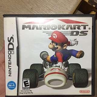 Mario Kart NDS game