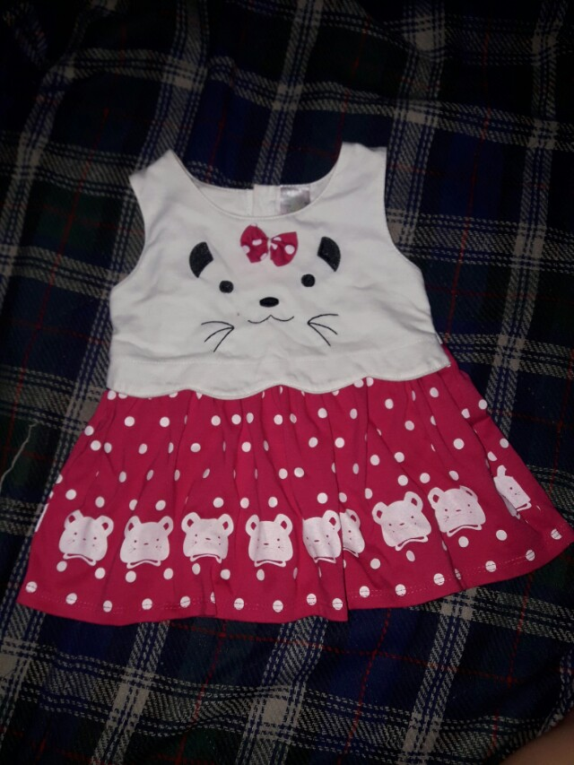 Take all baby dress for 3-6 mos