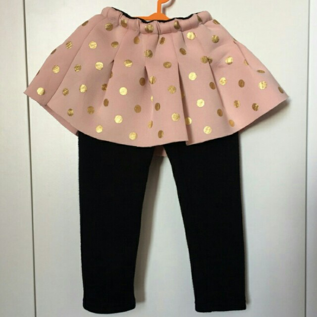 韓版空氣棉褲裙
