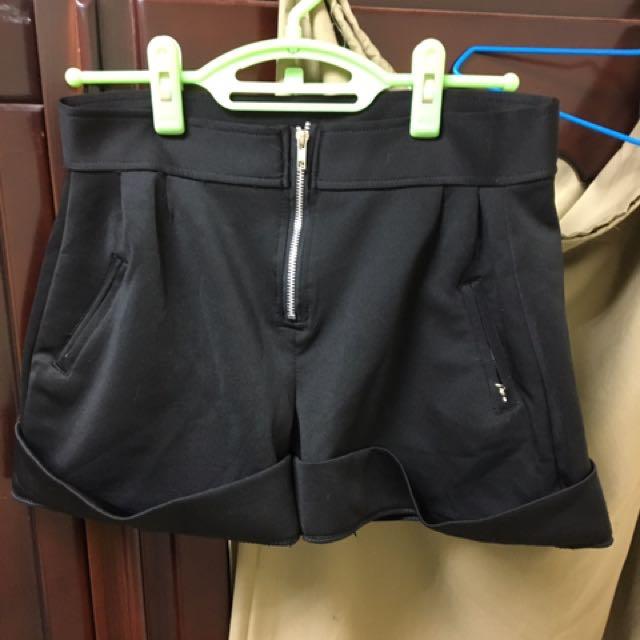 太空棉短褲
