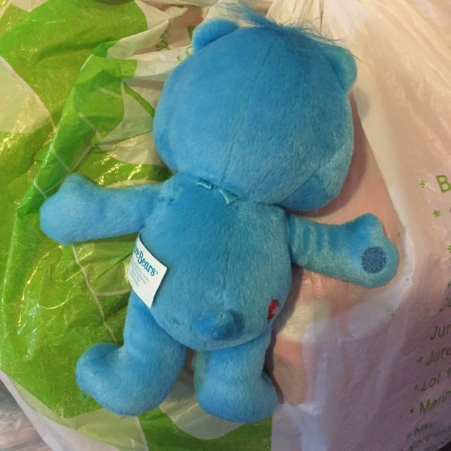sample sale : Care Bears 20cm 高 出口日本 愛心熊 Line Brown 熊 7-11 鬆弛熊 Duffy Bear 多買優惠 愛心熊 禮物