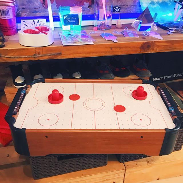 🇺🇸 美式休閒迷你桌上冰球遊戲 桌遊 派對遊戲