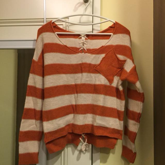 日本購回 毛衣上衣 美背 僅下水 均碼 質感好
