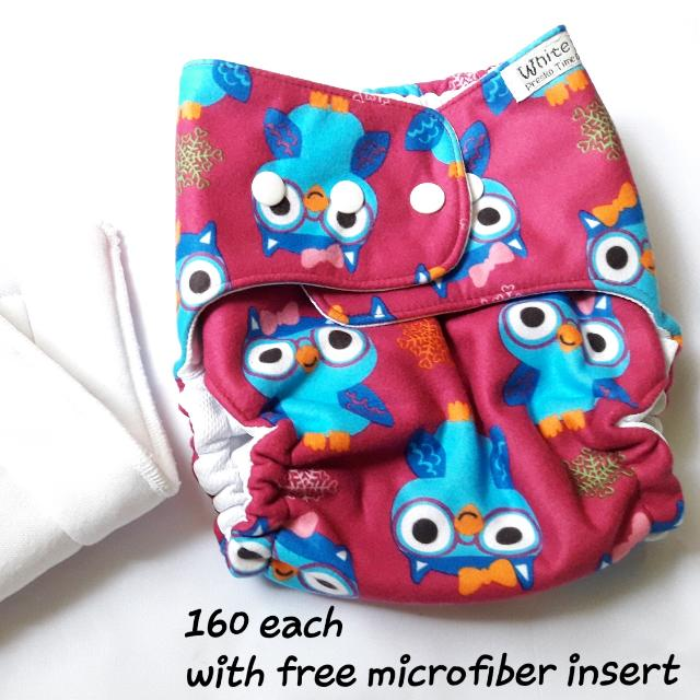 💙 BRANDNEW CLOTH DIAPERS