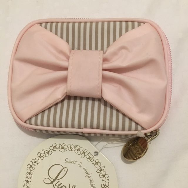 Accessories Pouch Travel Size NEW