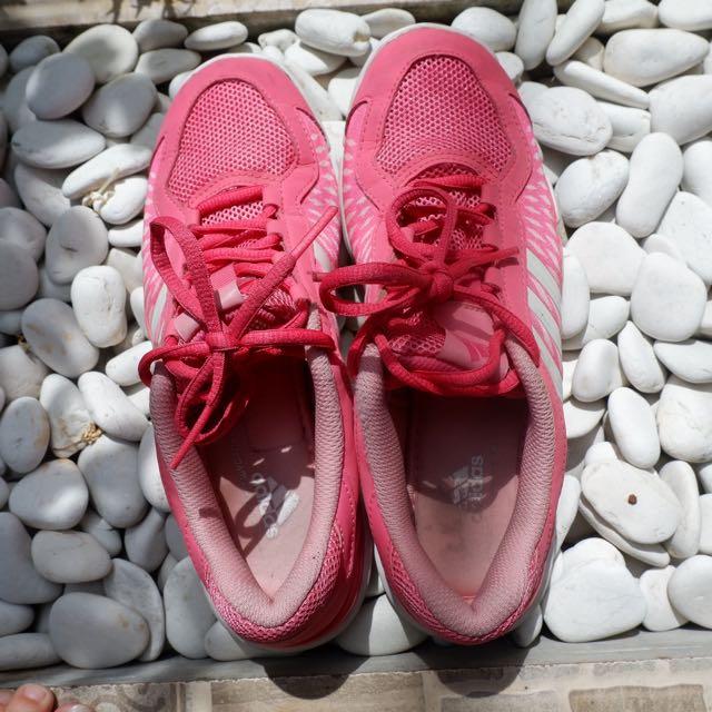 Adidas Womens Adipure 360 Control Training Shoes Super Pink B25323
