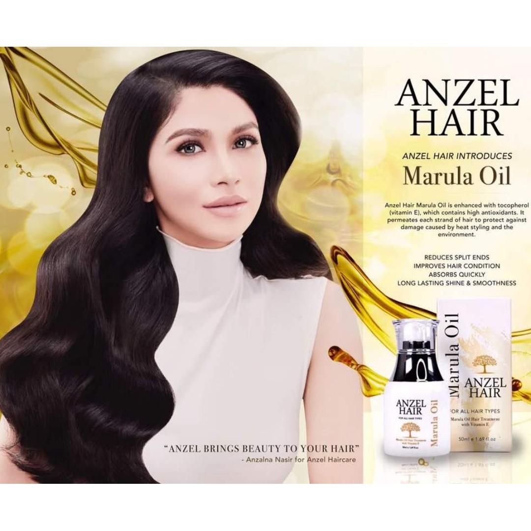 Anzel Hair Serum
