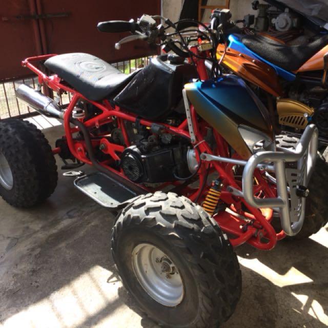 ATV/All Terrain Vehicle 150cc