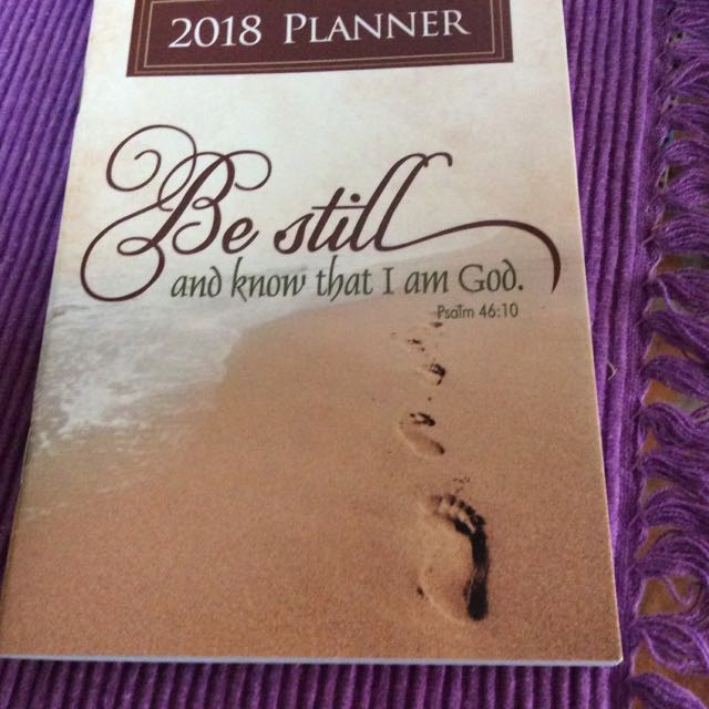Be Still Journal Planner