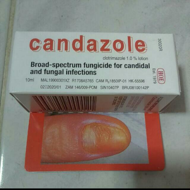 (reserved) Bn Candazole Lotion - 10ml