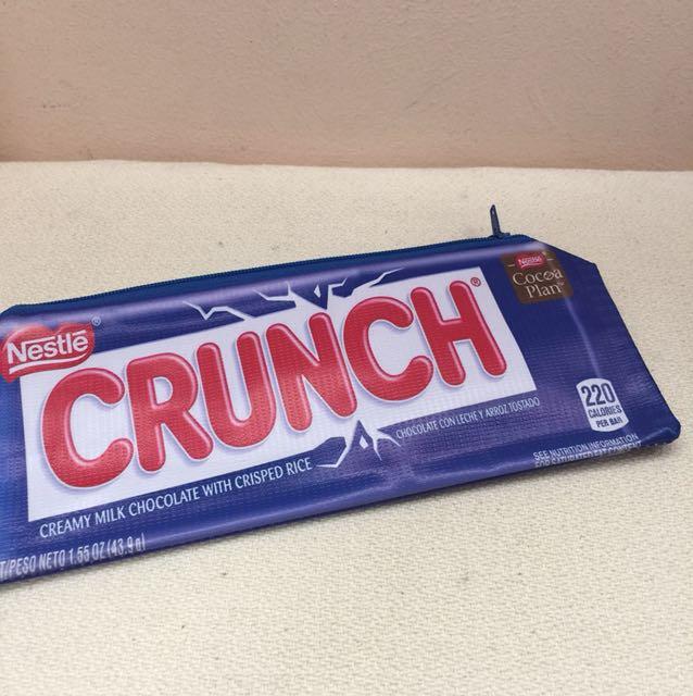 BN Crunch pouch