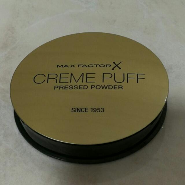 BN Max Factor Creme Puff pressed power (41 medium beige), Health & Beauty, Makeup on Carousell