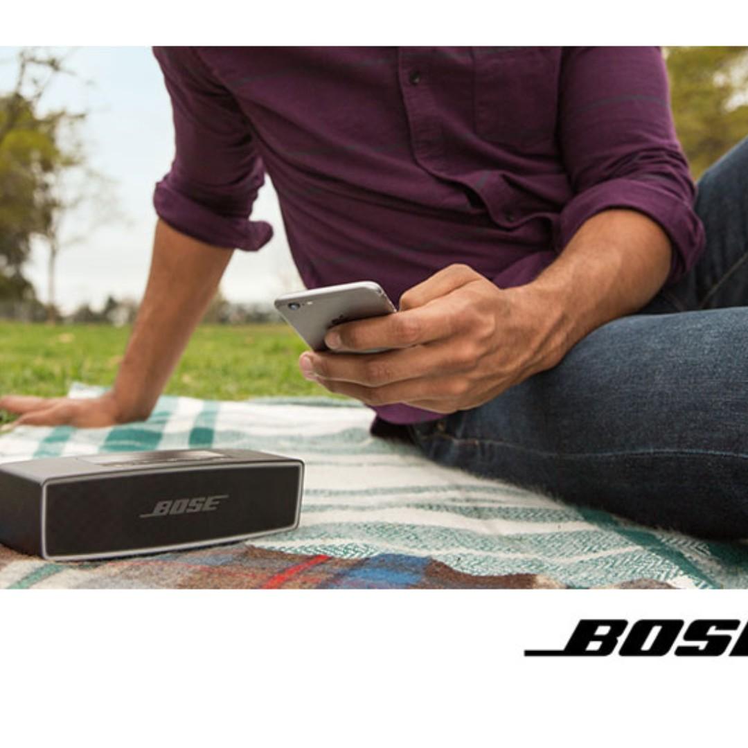 BOSE soundlink mini 迷你全音域藍牙揚聲器 #好市多預購