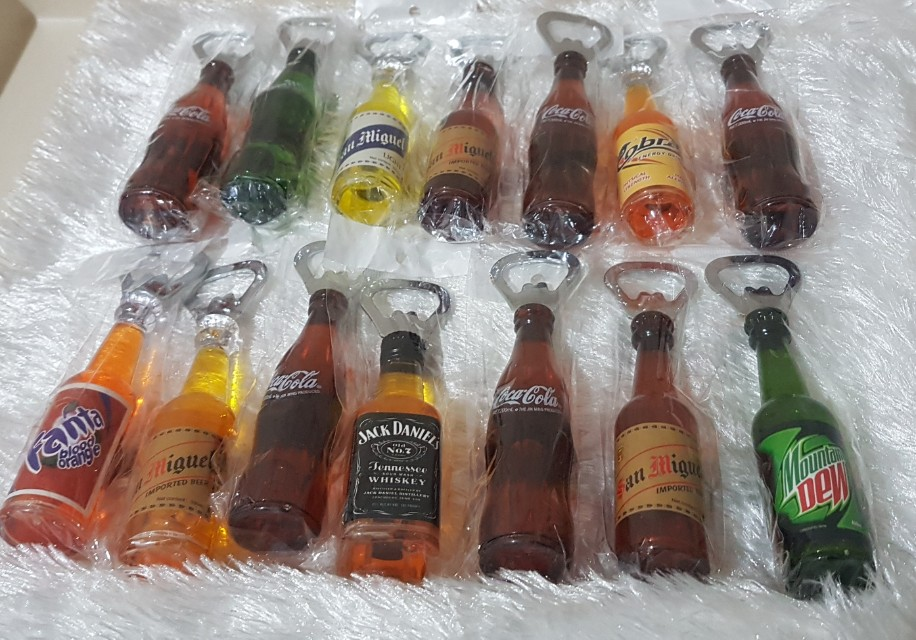 Bottle Opener Set of 14 pcs