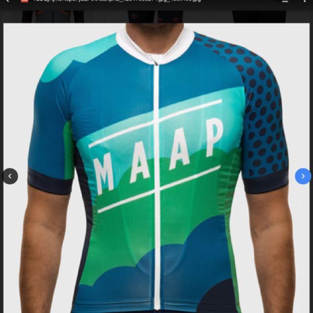 Brand New Maap Cycling Jersey!! bb0944ff1