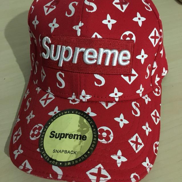 4ac57284624 lv supreme red cap online store 7a07e b927d - spiizeemadraas.com
