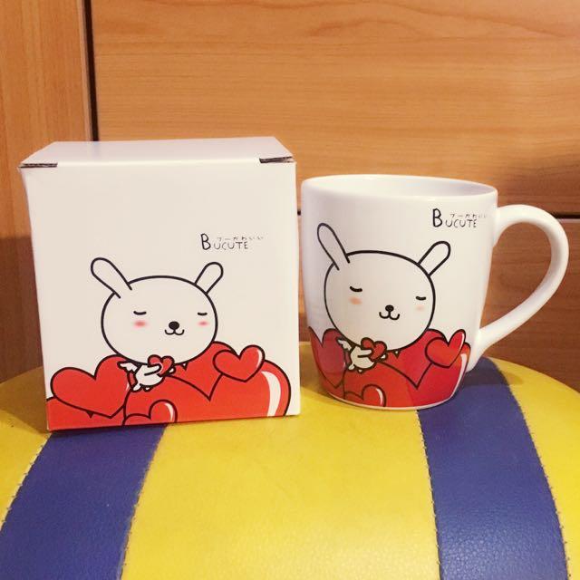 BUCUTE布蘿兔馬克杯