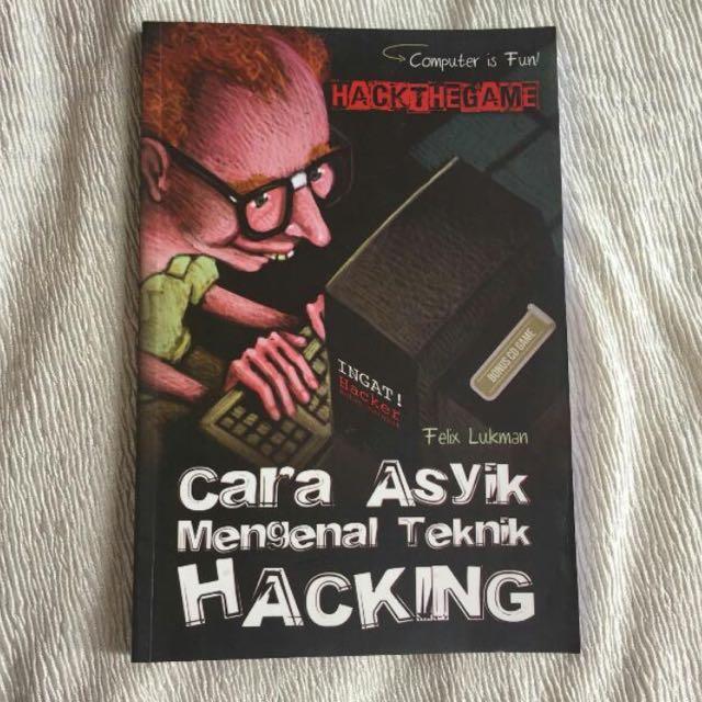 Buku Hacking