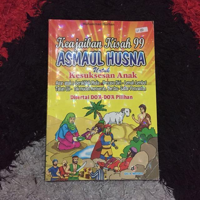 Buku Kisah dari Asmaul Husna