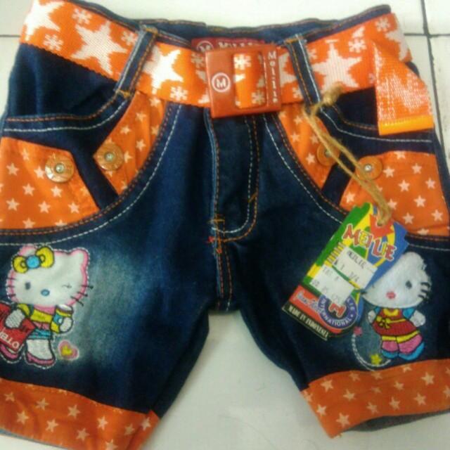 Celana Jeans Baby girl (Balita)- CUCI GUDANG