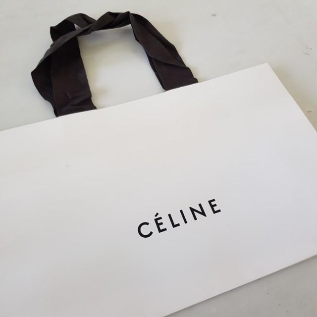 Celine Paperbag