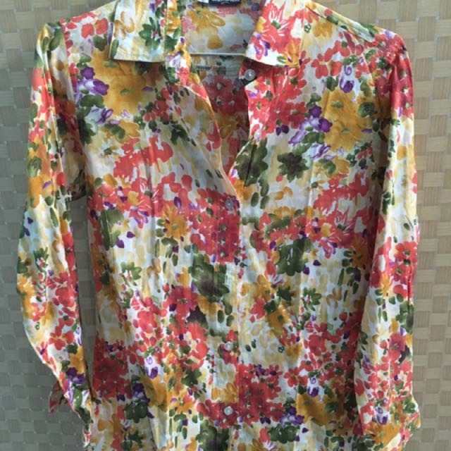 Cherokee Flower Dress