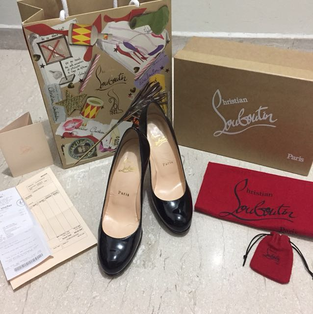 newest 2194b 3b1c9 Christian Louboutin Heels, Women's Fashion, Shoes on Carousell