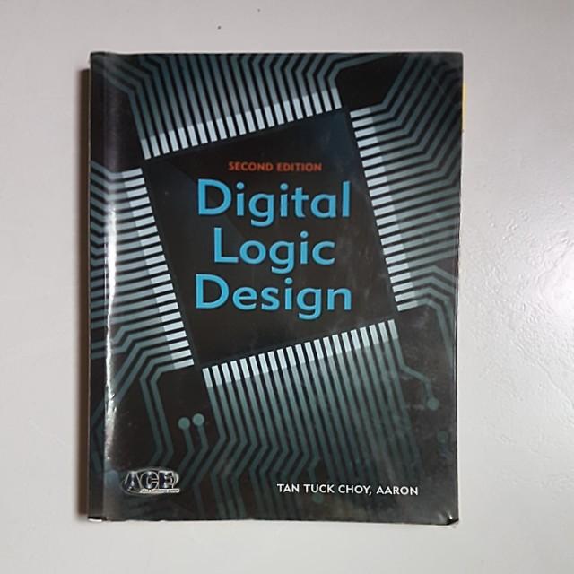 Cs2100 Digital Logic Design Books Stationery Textbooks On Carousell