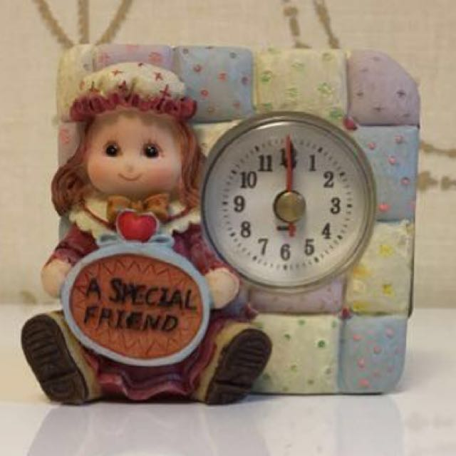 Cute Mini clock