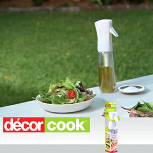 Decor Oil Sprayer Peralatan Dapur Di Carousell