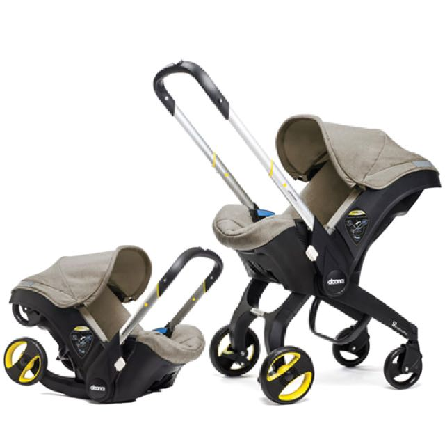 Donna infant car seat stroller, Babies & Kids, Strollers, Bags ...