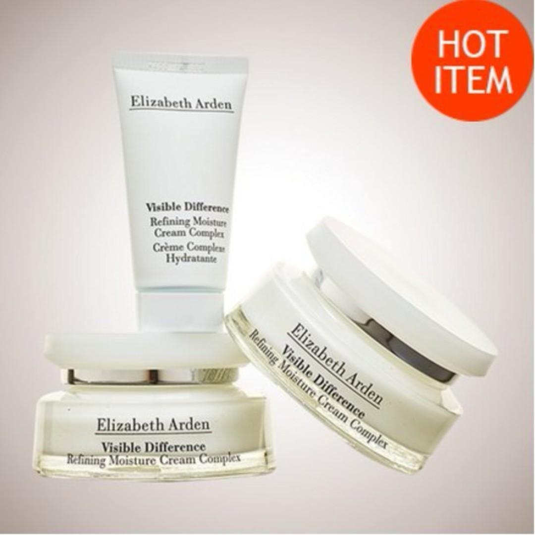 ELIZABETH ARDEN 臉部保濕面霜 75毫升 2入 附旅行罐 30毫升 1入