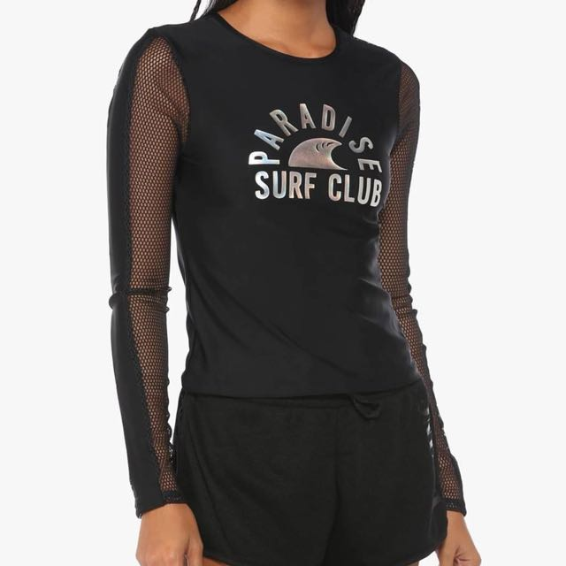 Forever21 Active Surf Top