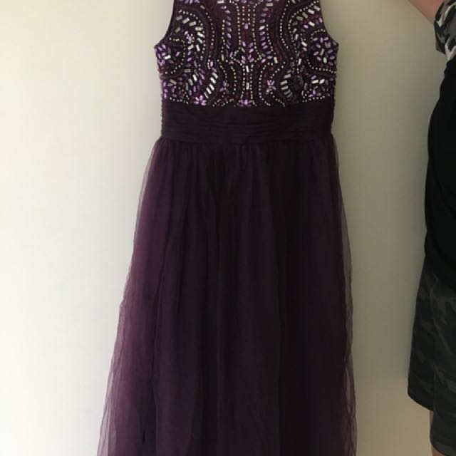 Formal dress size 14
