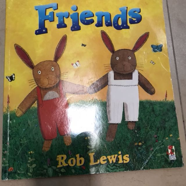 Friends by Rob Lewis