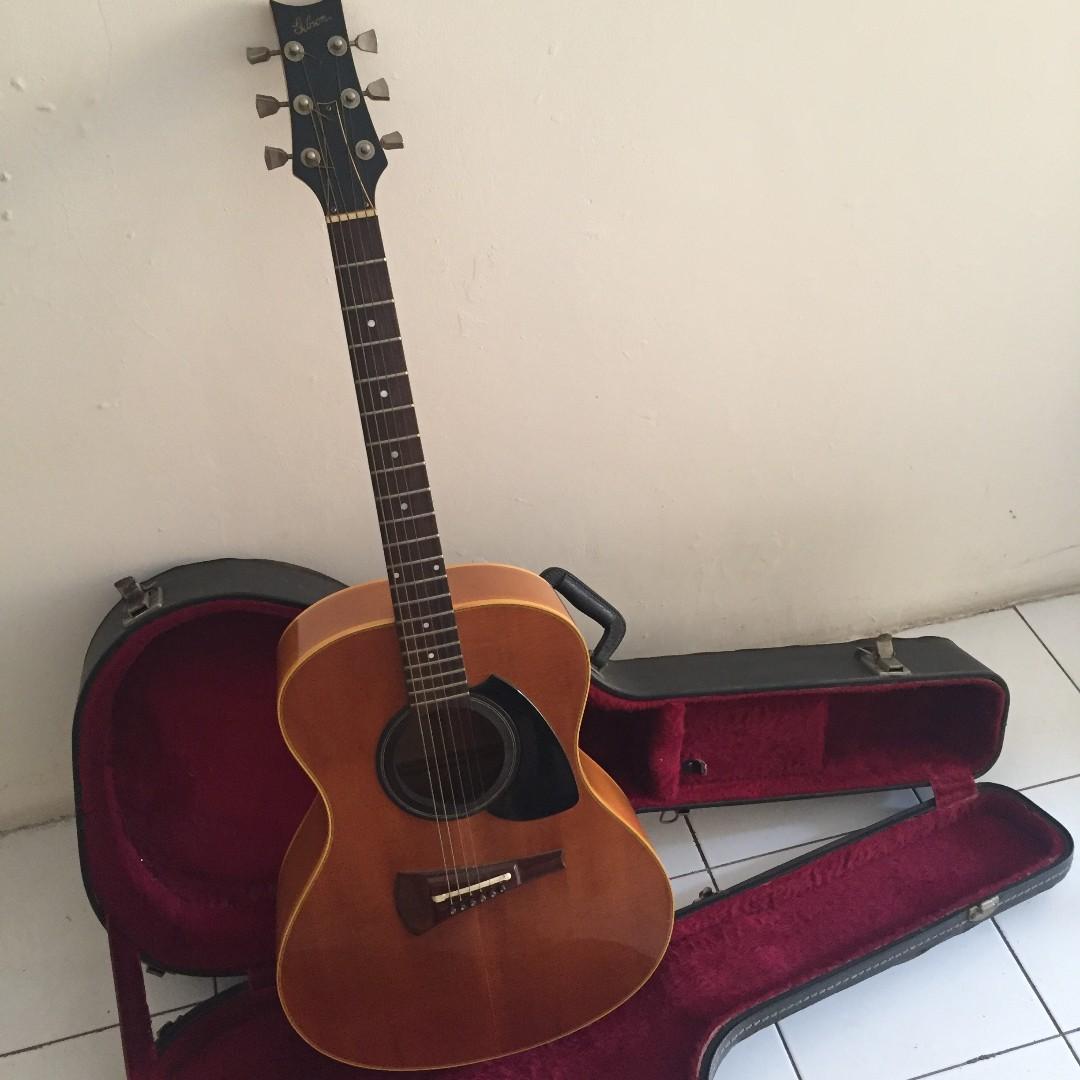 Gitar Akustik Gibson Mk 53 Vintage Guitar Mark 53 Musik Media Alat Di Carousell